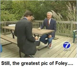 Foley  - The Mullet Suit