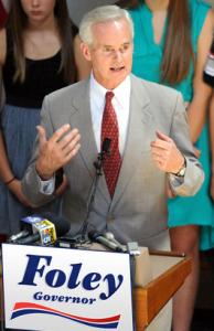 Foley announcement