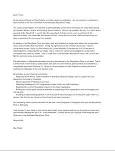 Dan Welch letter